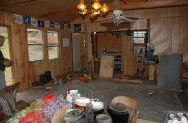 Repairs & Upgrade progress at kitchen/dining hall