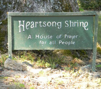 Heartsong Shrine