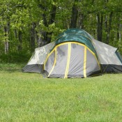 camp sites for tenting