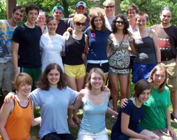 Youth camp at Heartsong Retreat Center 2011